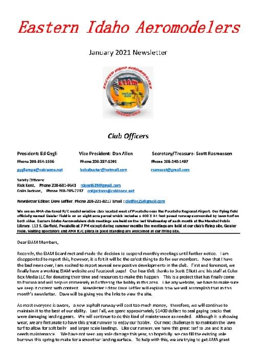 View Newsletter